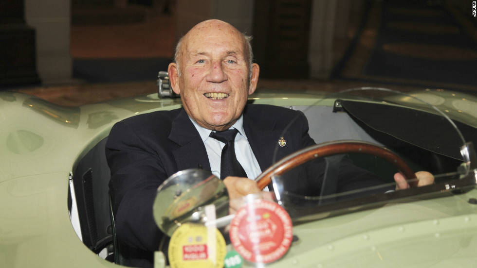 British motorsport legend Stirling Moss set the record for the highest average speed recorded throughout an edition of the race when he romped to victory in 1955.