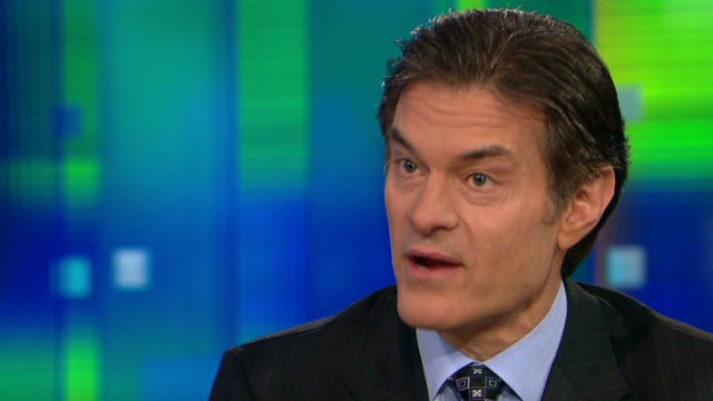 Dr. Oz: High costs in health mistakes