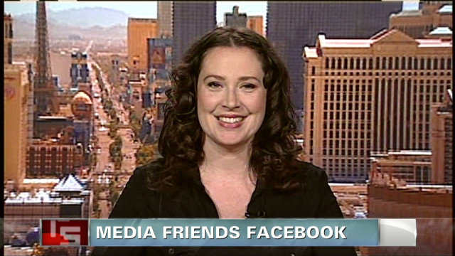 Media friends Facebook