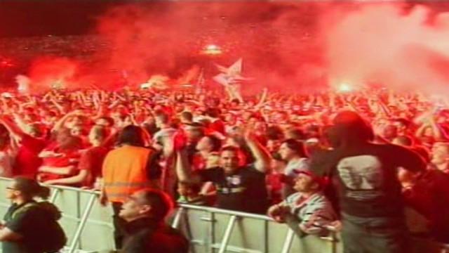 Football gloom in Munich