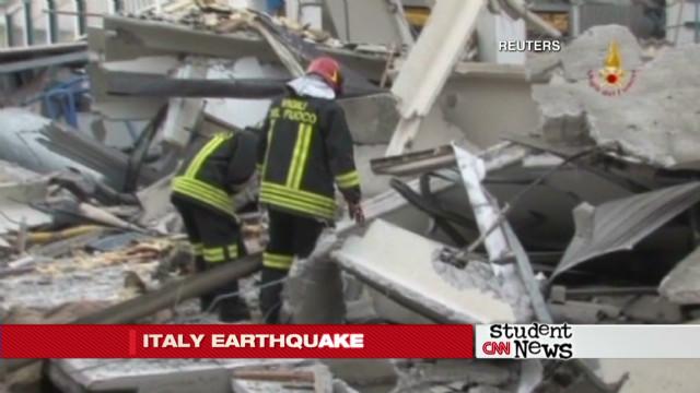 CNN Student News - 5/21/12