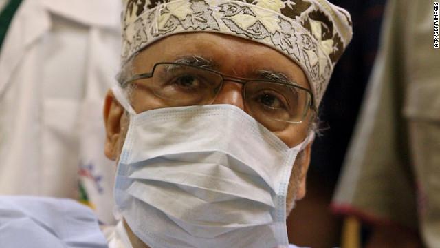 Lockerbie bomber dies in Tripoli