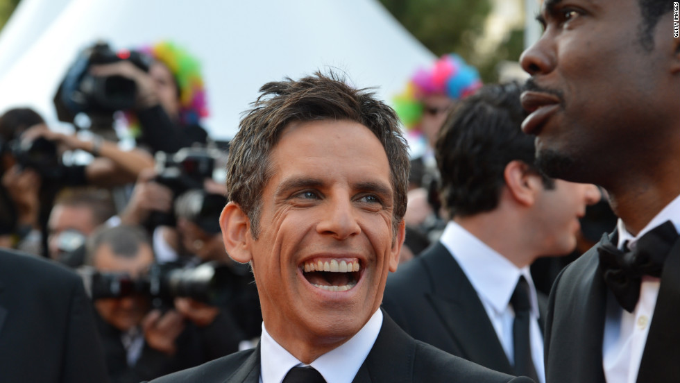 "Ben Stiller and Chris Rock also voice characters in ""Madagascar 3."""
