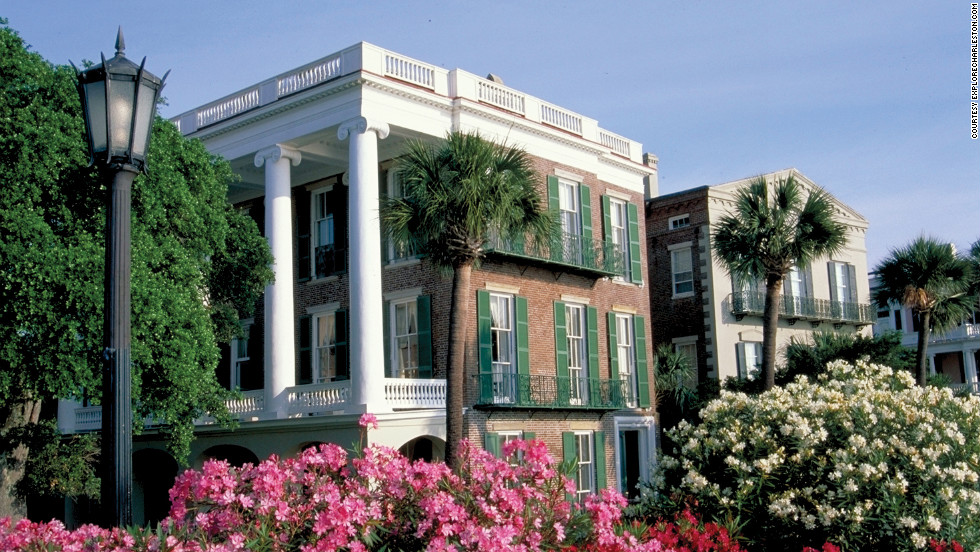 "Charleston, South Carolina is a city that is known as much for high art and history as it is southern charm. <a href=""http://www.budgettravel.com/slideshow/photos-12-memorial-day-getaways,7260/?cnn=yes"" target=""_blank"">See more photos at BudgetTravel.com</a>."