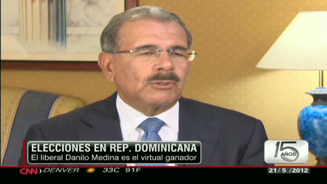 Elecciones en Rep. Dominicana
