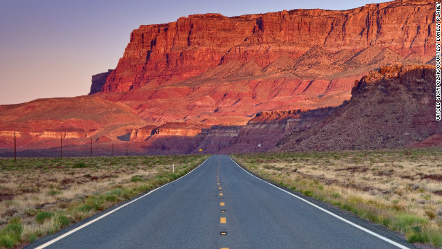 Not all of America's best routes follow the head-out-west mantra.
