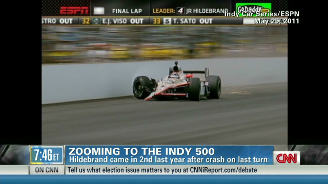 Drivers talk about Wheldon, Indy 500