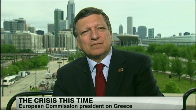 Barroso: Greece has received plenty
