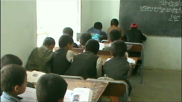 Taliban in Afghan classrooms