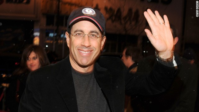 Seinfeld slams 'P.C. nonsense' in comedy