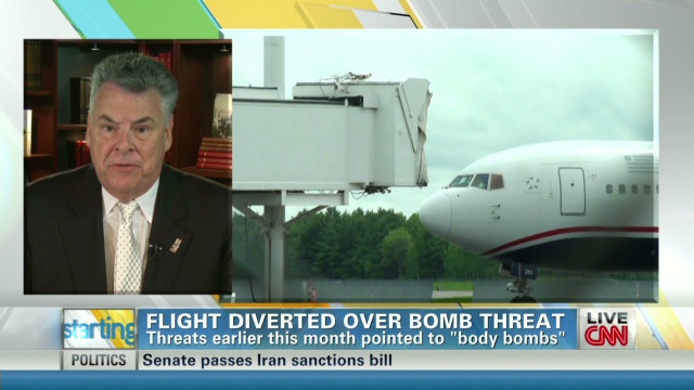 Could there be a 'body bomb'?