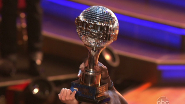 May: And your 'DWTS' champion is ...
