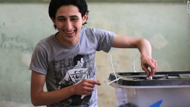 Egyptians' advice for new president