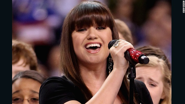 "The moment Kelly Clarkson became the first winner of ""American Idol,"" she became a household name. Since her debut, ""Thankful,"" she has released five additional studio albums and hit singles like ""Because of You"" and ""Stronger (What Doesn't Kill You)."" In 2013, she married talent manager Brandon Blackstock, and the couple welcomed a daughter in June 2014. She announced in October 2015 that she was pregnant with her second child."