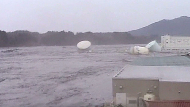Japan tsunami debris hits U.S.