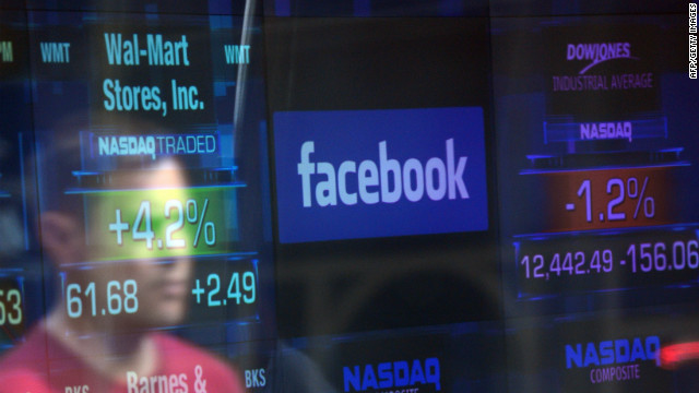 Main Street investors in Facebook lost more than $600 million based on the closing price of $32 on Wednesday..