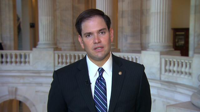 Rubio: Obama divisive