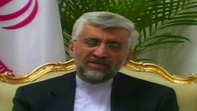 Jalili: Iran nuke program is peaceful