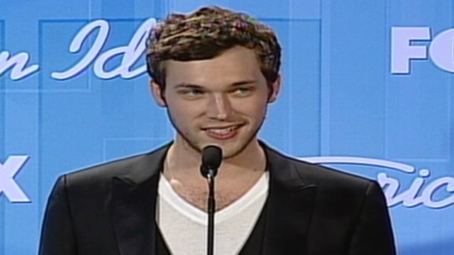 Your 'American Idol' winner is ...