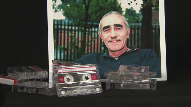 Former IRA member reveals how was able to collect the tapes
