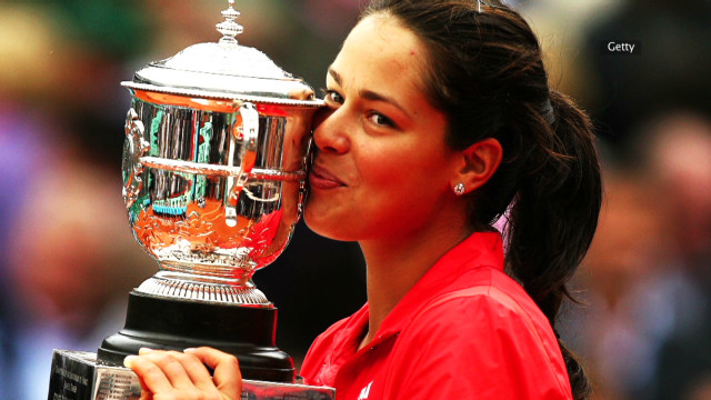 Ana Ivanovic 'hungry' for more success
