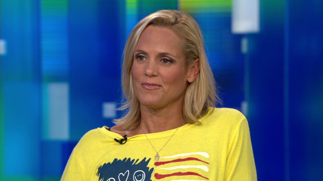 Dara Torres talks about recovery