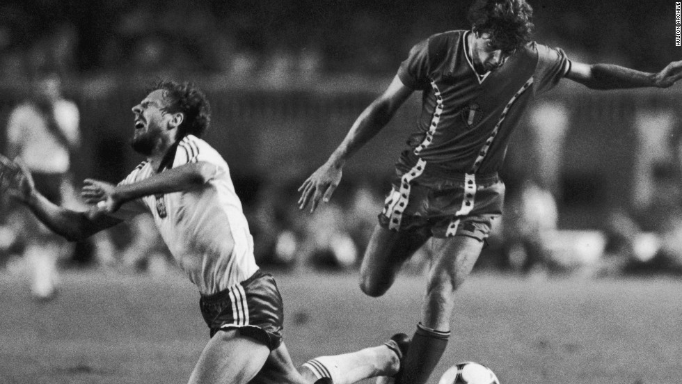 But a new generation of players emerged as Poland qualified for their third World Cup in a row, this time in Spain in 1982.