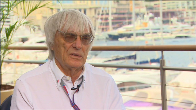 Ecclestone announces Concorde agreement
