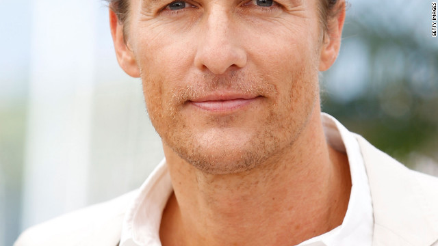 2011: Matthew McConaughey talks marriage
