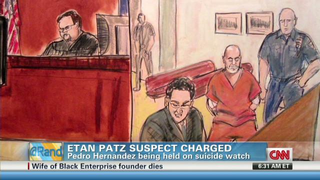 Who is the Etan Patz suspect?