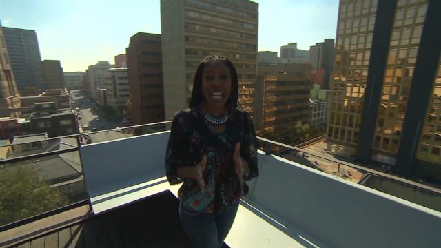 Redefining 'Johannesburg'