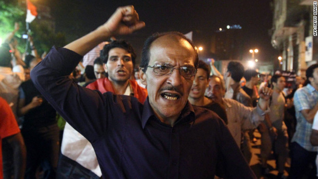 Egypt set for presidential runoff amid protests