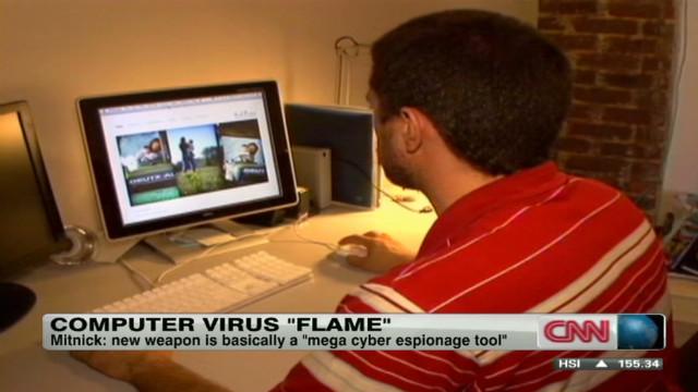 New espionage 'malware' discovered