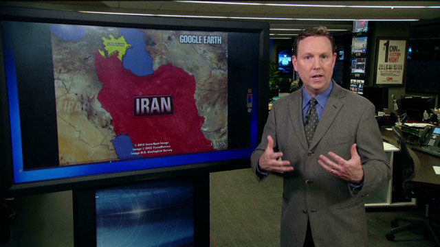 'Shadow war' with Iran?