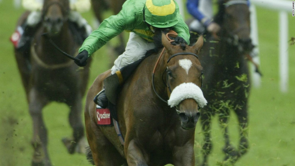 Andrew Balding tasted immediate success after taking over the racing side of father Ian's operations as Casual Look won The Oaks at Epsom in 2003 -- the fillies' equivalent of the Derby.