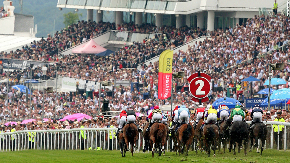 The Epsom Derby is one of the highlights of the British racing calendar, attracting 200,000 spectators. It was first run in 1780 and remains the UK's richest horse race with a purse of over $2 million.