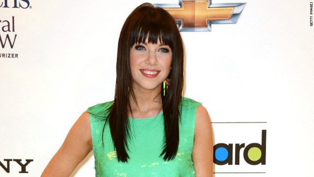 "Carly Rae Jepsen's ""Call Me Maybe"" was declared the song of the summer this year."