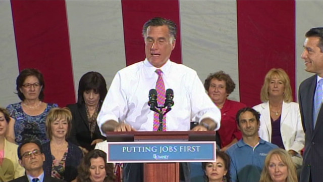 Romney: Obama said 'don't go to Vegas'