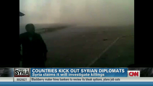 Military intervention option in Syria?