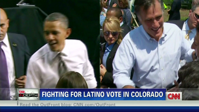 Counting on the Latino vote