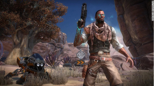 "Unique mechanics and strong multiplayer action more than make up for weak characters and story in ""Starhawk."""