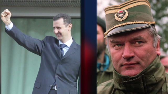 Syria massacre 'seen before' in Bosnia