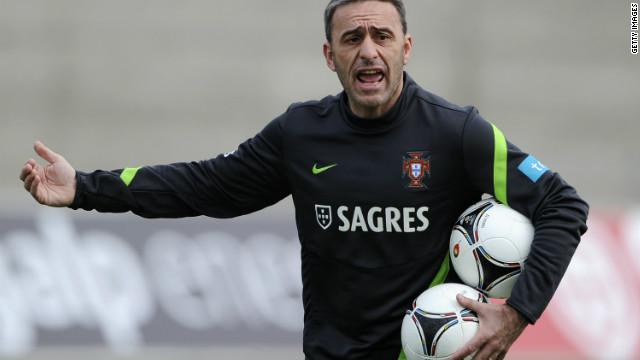 Head coach: Paulo Bento