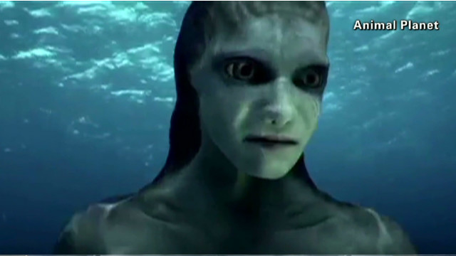 Movie sparks fascination with mermaids
