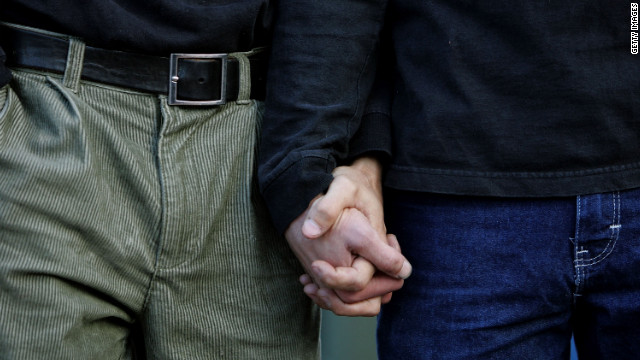 Marriage between two males or two females is legal in seven states and the District of Columbia.