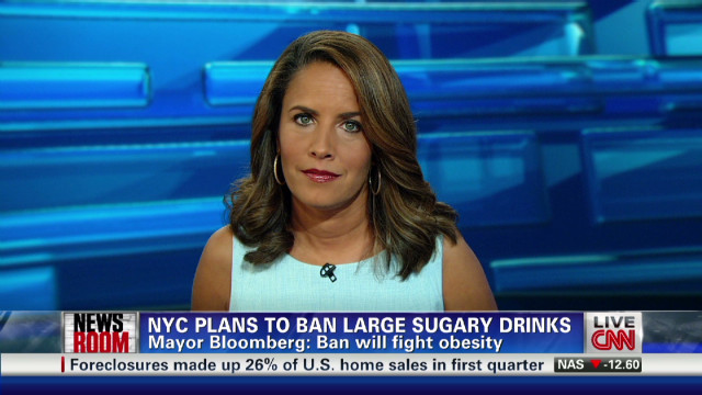 New York plans ban on large sodas