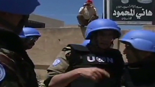 Diplomacy fails to stem Syria violence