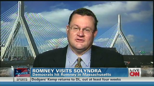 Jones: Romney left Mass. a better place