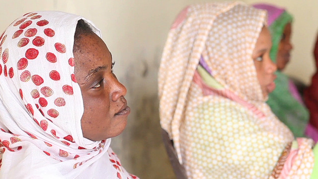 Messages of hope for Mauritanian slaves