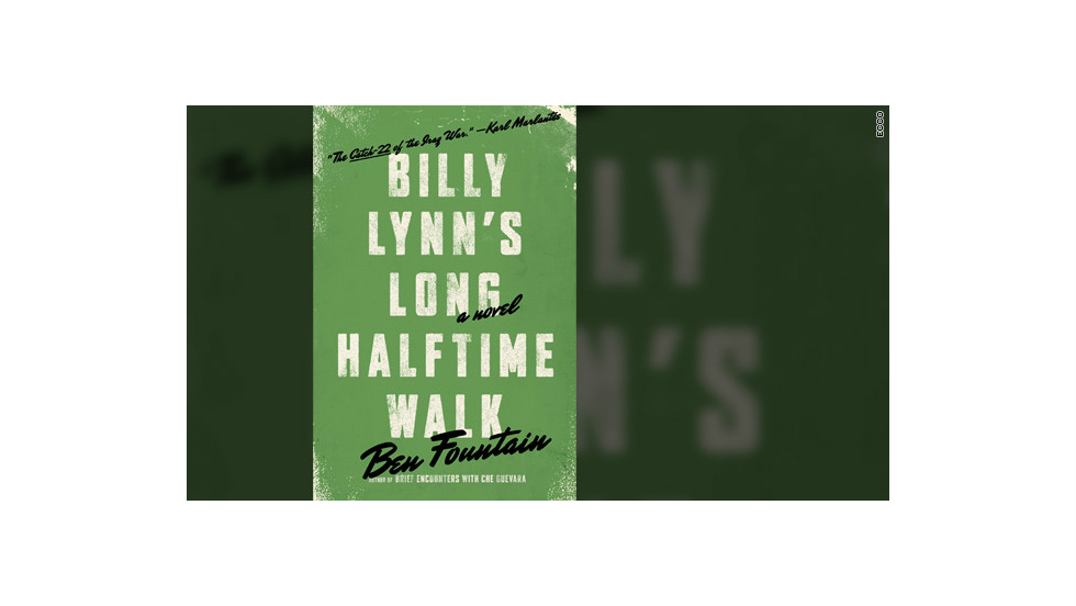 """Billy Lynn's Long Halftime Walk"" by Ben Fountain is available from Ecco Press."